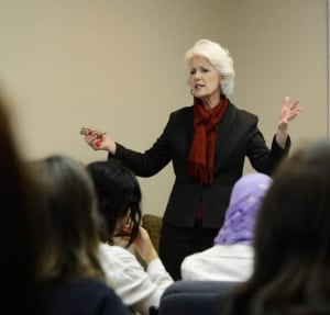 Jan Edgar Langbein, CEO, Genesis Women's Shelter & Support of Dallas, TX - Photo: The Bush Center, Flickr CC